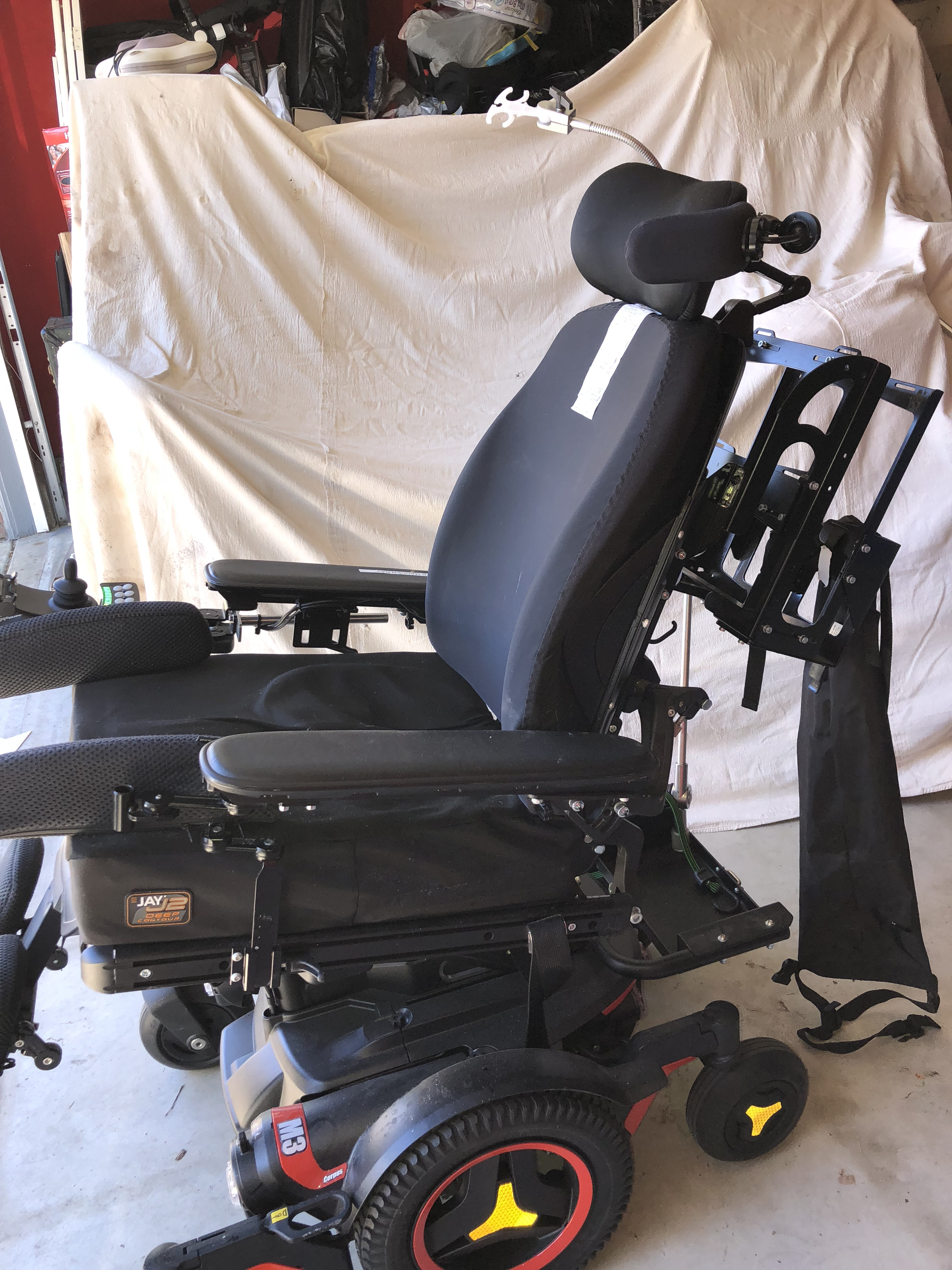 new arrivals 850dc bd89f M3 Corpus Power Wheelchair- Like new - Buy   Sell Used Electric  Wheelchairs, Mobility Scooters   More!