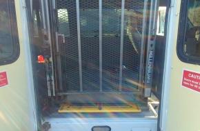 Braun Millineum 2 800lb Capacity Wheel Chair Lift
