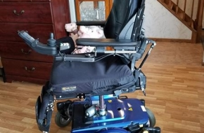 Permobil M300 Power Wheelchair