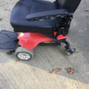 Jazzy Sport Elite Electric Scooter