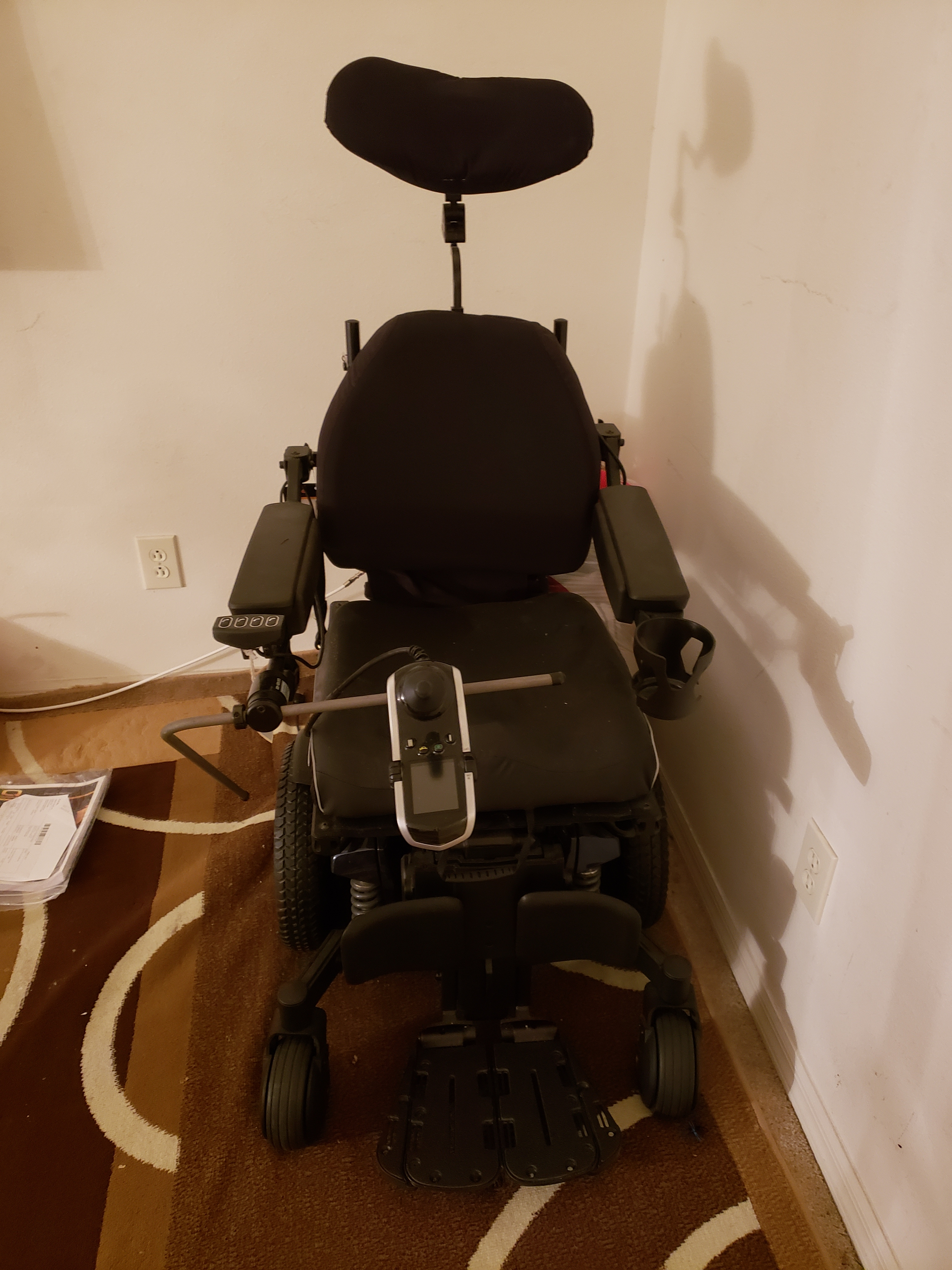quality design 544f9 dc202 Quantum 6 Edge 2.0 Power Chair - Buy   Sell Used Electric Wheelchairs,  Mobility Scooters   More!