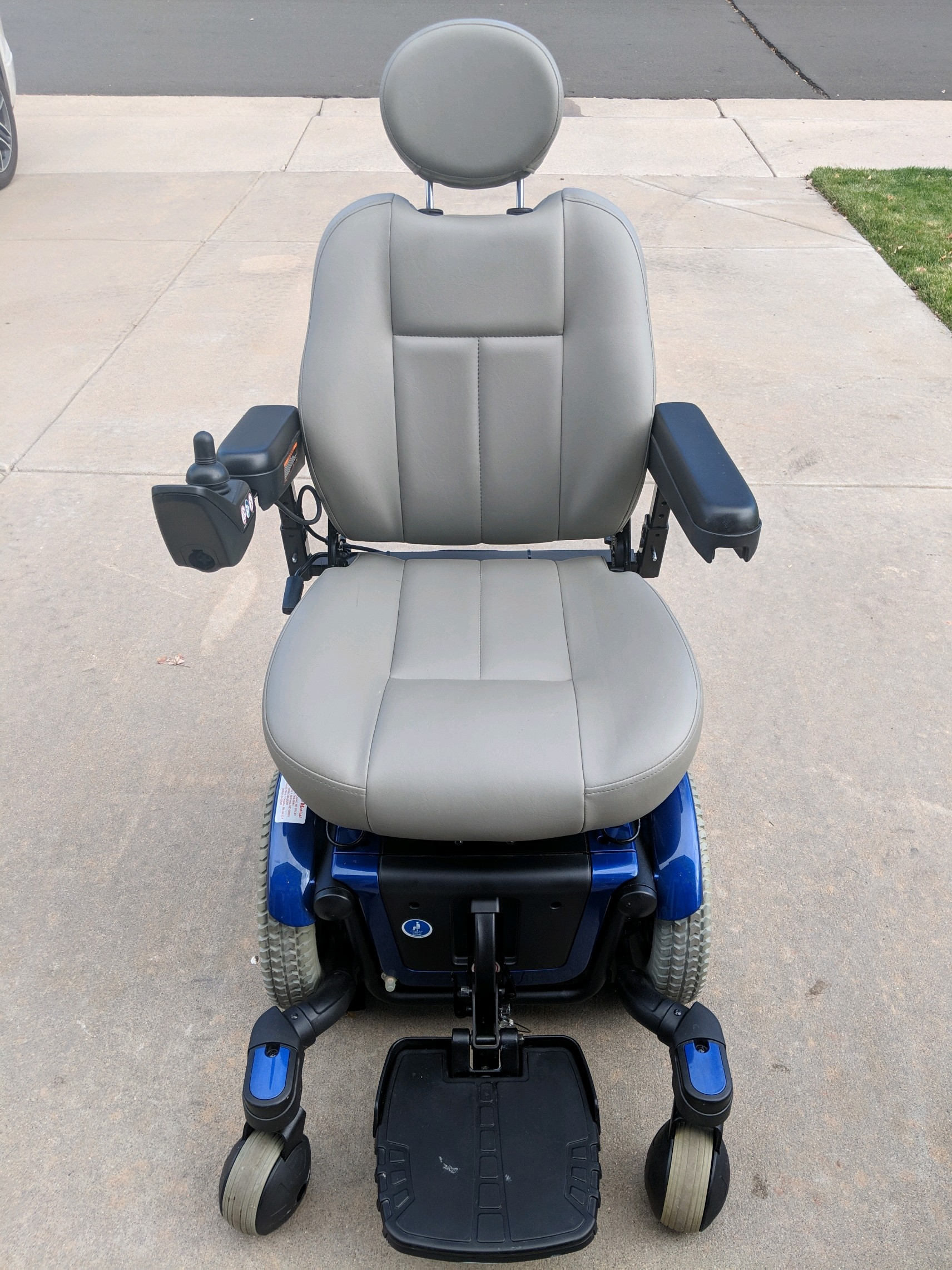 Quantum 600 - Buy & Sell Used Electric Wheelchairs, Mobility