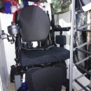 Multi power mobil wheelchair