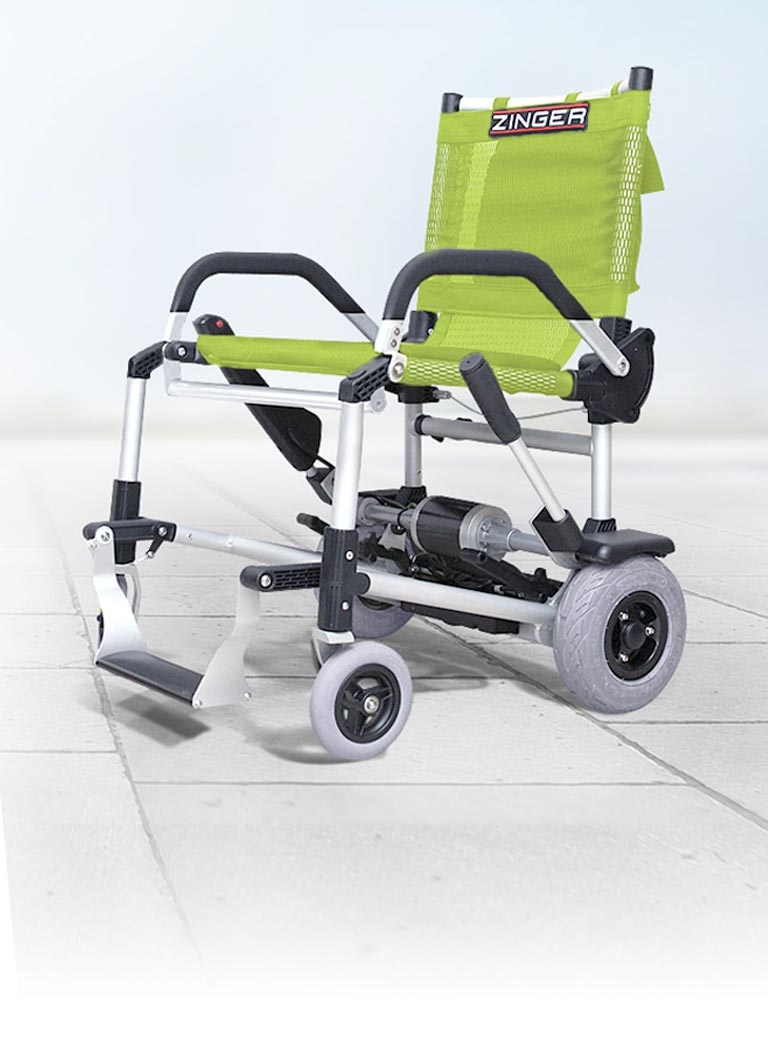 the best attitude f45fc 62d90 Zinger Electric Fold-Up - Buy   Sell Used Electric Wheelchairs, Mobility  Scooters   More!