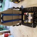 Tracked All Terrain Electric Wheelchair Trac Fab
