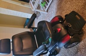 Power Wheelchair (Titan)