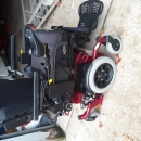 HD power wheelchair, By Amy Power systems  the All track M3 HD