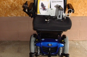 Quantum Q6 Edge VA Mobilty Cart by Pride New as you can Find!!