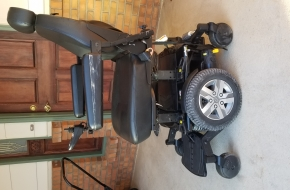 Quantum Q6 Edge Power Chair 2.0