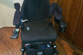 Power Wheel Chair Permobil M3 Corpus Model