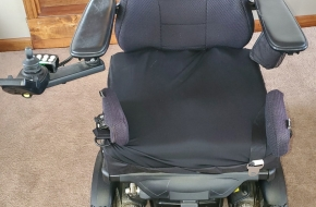 Permobil F3 power chair