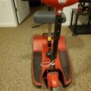 Older Zip'r 3 scooter ….