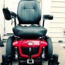 Pride Jazzy 600ES Mobility Chair
