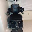 permobil F3 Corpus motorized wheelchair