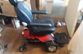 Jazzy Select Elite Power Wheelchair