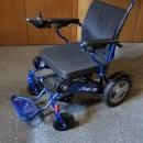 Heavy Duty Lightweight Folding Power Wheelchair