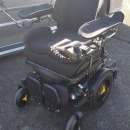 2018 Permobil M3 Powerchair loaded