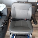 Invacare TDX SI HD Power Wheelchair – Electric Blue