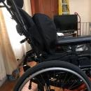 Used manual tilt wheel chair
