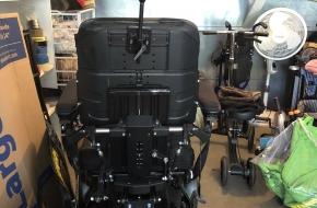 F3 Permobil Corpus Power Wheelchair