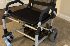 Zinger power chair