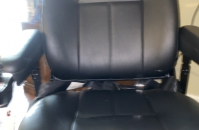 Like new electric wheelchair for sale