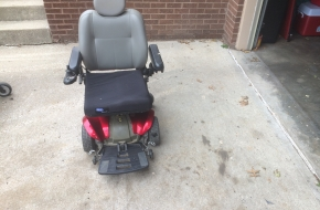Jazzy Wheelchairs in Kansas City