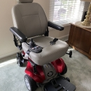 Like New Wheel Chair with new batteries TSS-300