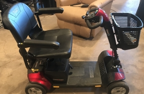 2016 GoGo Sport Mobility Scooter