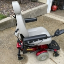 Pride Jazzy Select 6 Power Chair – BRAND NEW BATTERIES!! READY TO ROLL