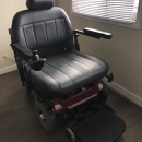 The PaceSaver Scout Boss 6NS Power Wheelchair