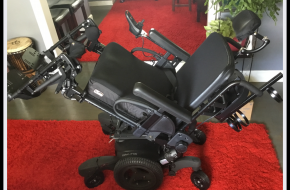 Quickie QM-715  Power wheelchair ,New 2019 edition.