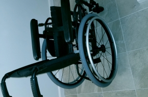 Ki Mobility Catalyst 4 Wheelchair