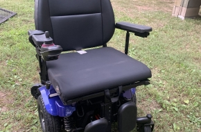 Merits Vision Ultra HD Electric Wheelchair