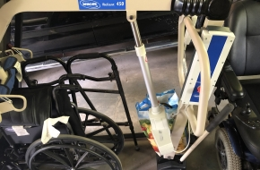 Invacare 450 Patient Lift