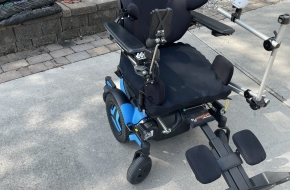 PerMobil M3 Power Wheelchair purchased February 2021