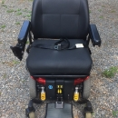 Jazzy 614HD electric wheelchair