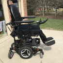 Power wheelchair – top of the line