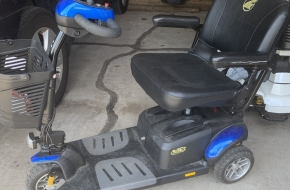 Buzzaround Ex 3 wheels