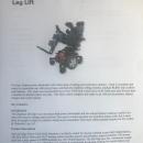 Quantum Q6 Edge 3.0 Power Rehab Wheelchair – Tilt, Recline, & Hydraulic Leg Lift