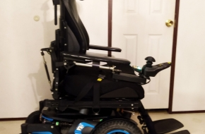 Permobil F3 Corpus Power Chair