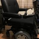 New Quantum 6 Edge Power Chair