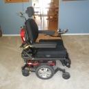 Quantum edge 2.0 power wheelchair