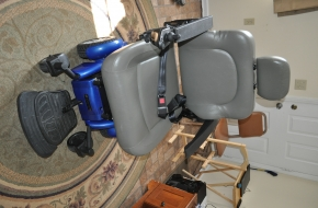 Golden Compass Heavy Duty Electric Wheelchair