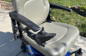 Compass HD Power Wheelchair, Model GP-620