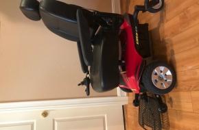 Jazzy Elite ES Power Chair