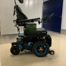 2018 Permobil F3 Corpus Power Wheelchair