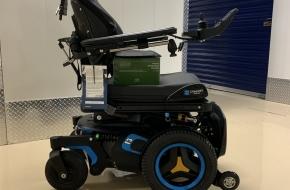 2018 Permobil F3 Corpus Power Wheelchair