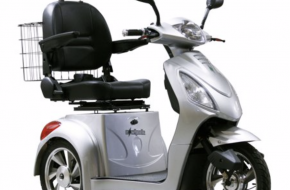EW 36 : 3 Wheel electric scooter (Never Used) New