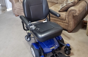 Pride Jazzy Select 6 Mobility Power Chair